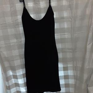 Tadashi Slip Spaghetti  Strap Dress